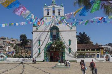 mexique-san-Juan-chamula-eglise