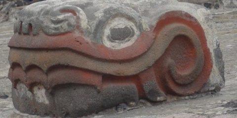 Mexico City Temple Mayor photo blog voyage tour du monde travel