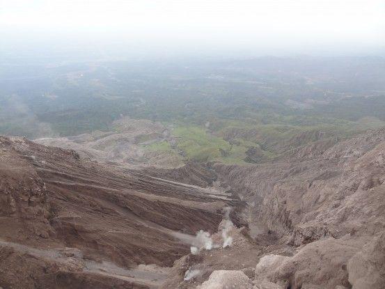 Randonnée sur le Volcan Santa Maria et le dôme du Santiaguito au Guatemala photo blog voyage tour du monde travel https://yoytourdumonde.fr