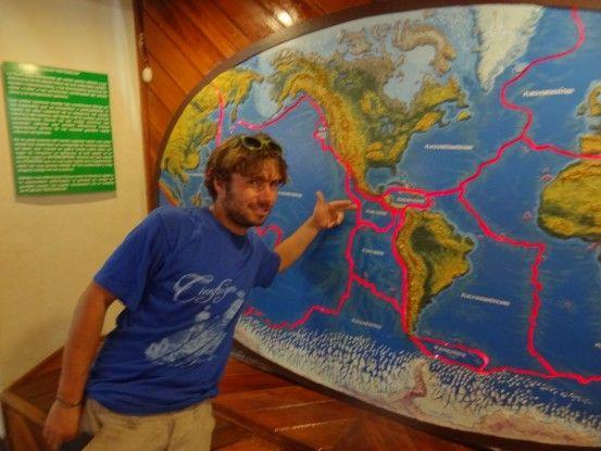 Le Nicaragua est un pays qui a un nombre impressionnant de volcans photos blog voyage tour du monde https://yoytourdumonde.fr