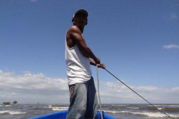 Traversé en bateau du Lac Nicaragua photo blog voyage tour du monde travel https://yoytourdumonde.fr