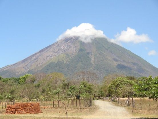 Volcan ile ometepe photo blog voyage tour du monde travel https://yoytourdumonde.fr