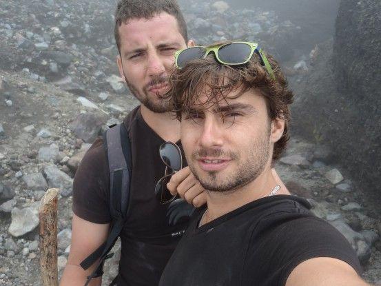 Nicaragua- Ascension du Volcan Concepcion
