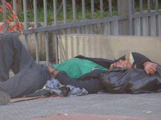 La pauvreté n'est jamais bien loin à Sao Paulo au Brésil photo blog voyage tour du monde travel https://yoytourdumonde.fr