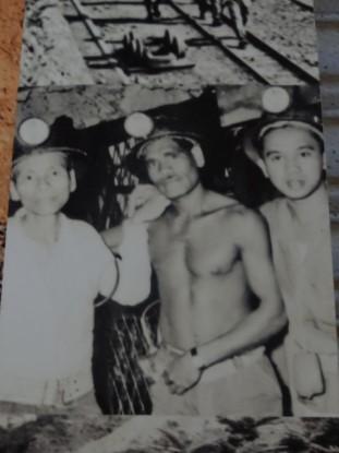 Nouvelle-Caledonie: Mine de Tiebagh, mineurs en photos.