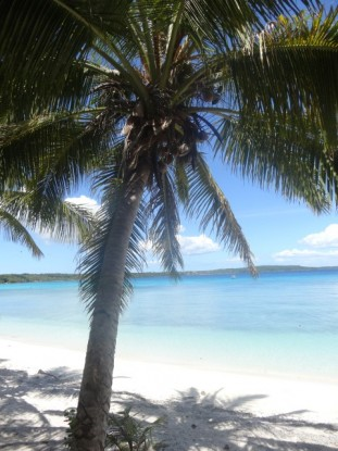 Lifou, paradis, camping, plage