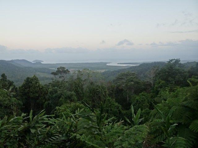 Australie- Queensland: Cap Tribulation: Fin de journée.