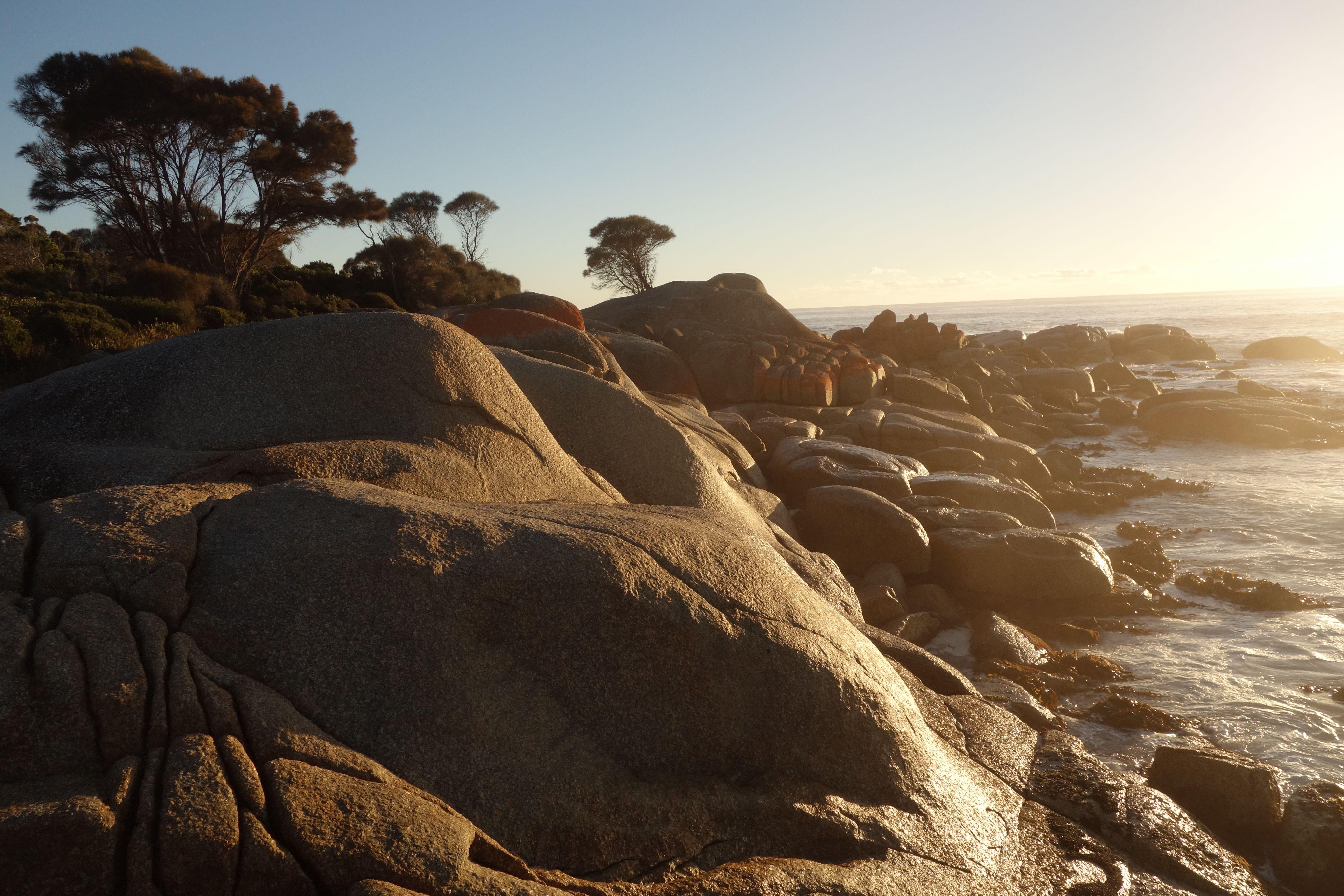 Australie- Tasmanie: Bay of Fires