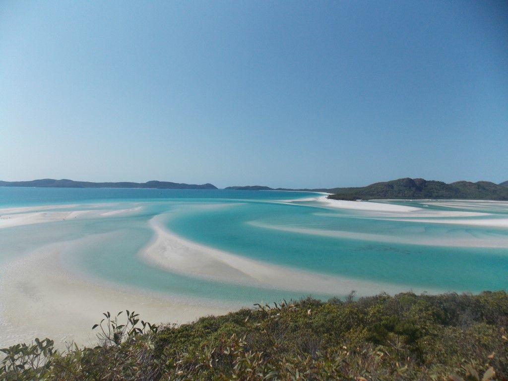 Australie- Whitsunday