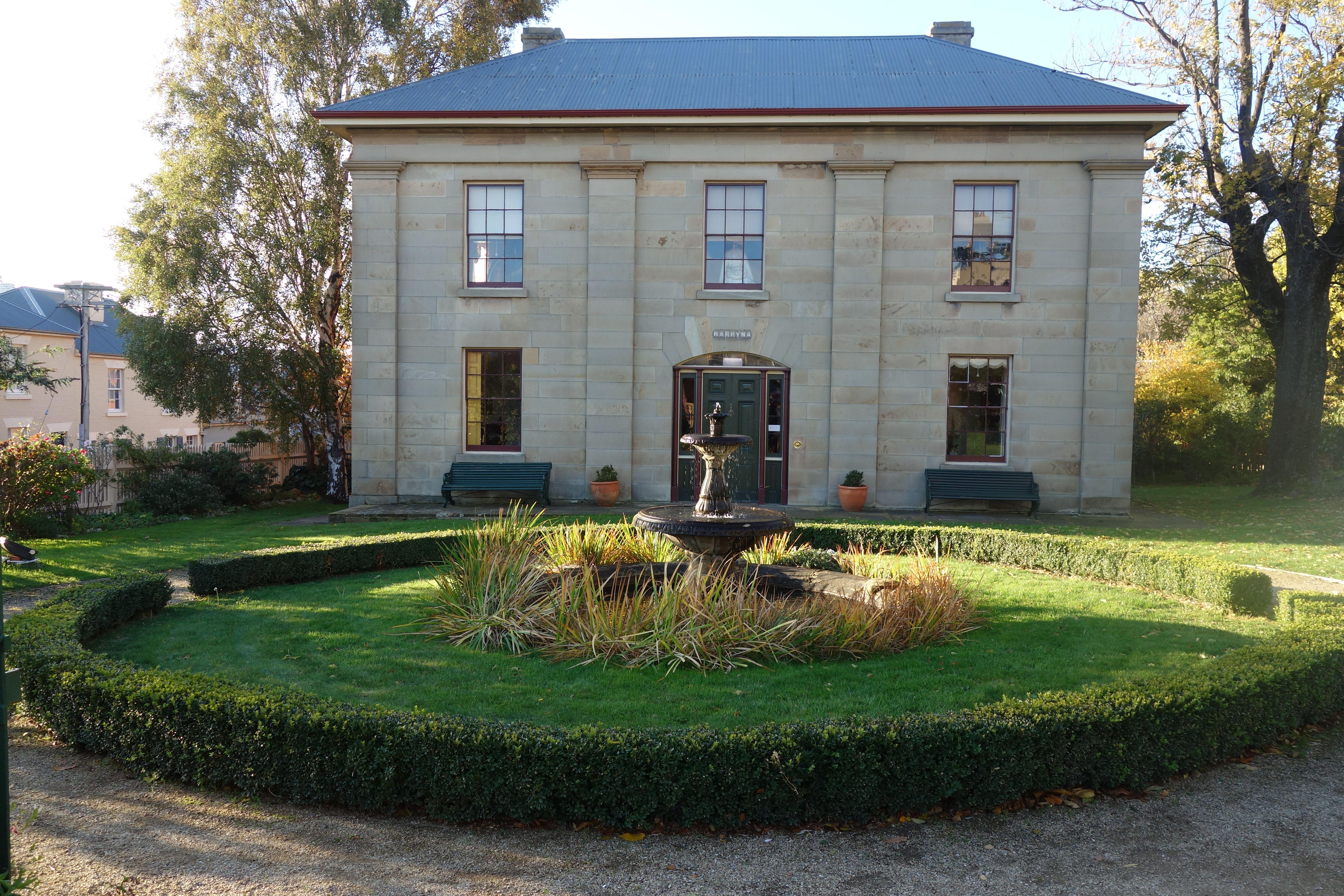 Australie- Tasmanie: Ancienne maison
