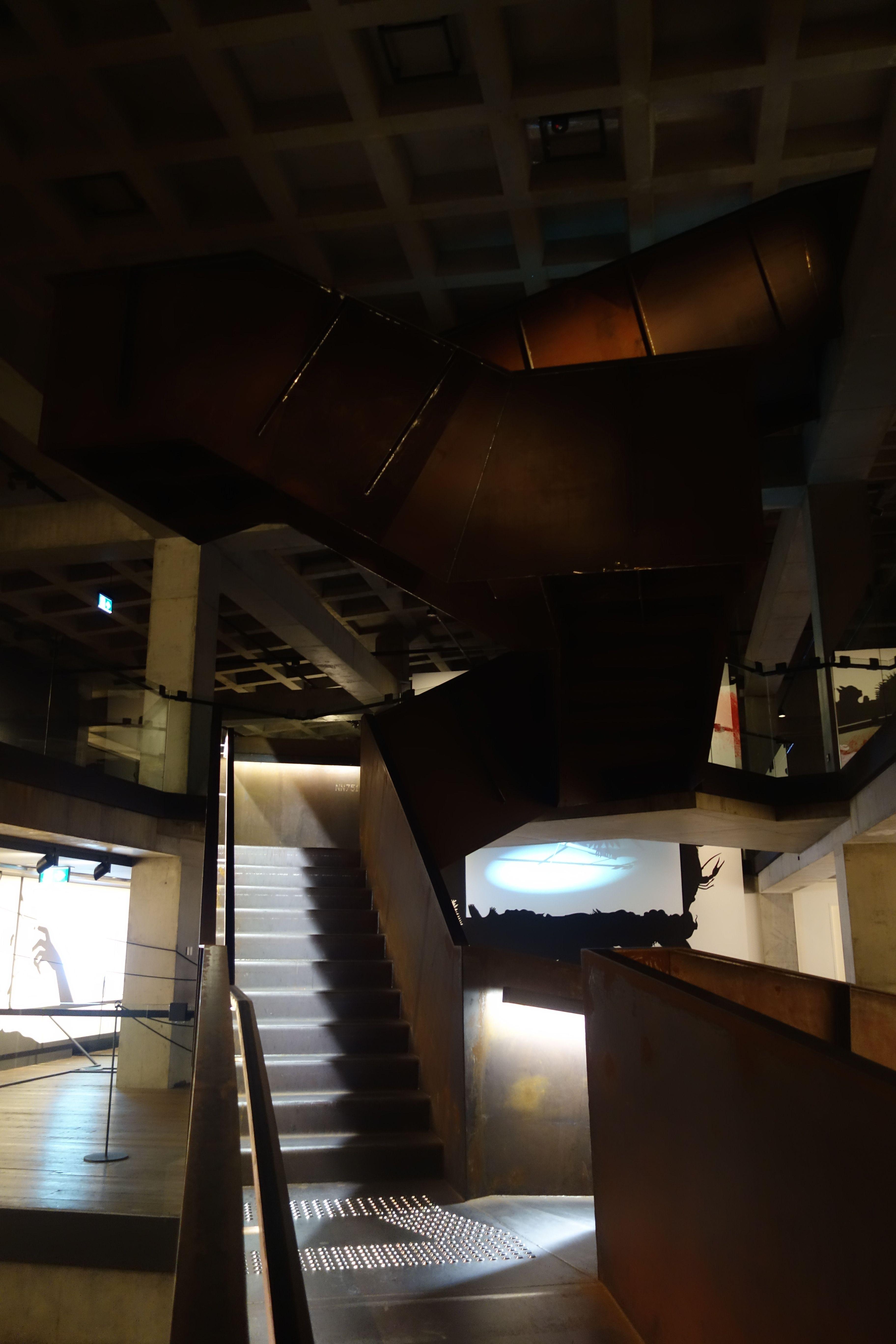 Australie- Tasmanie: L'architecture du musée.