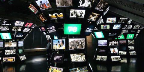 Musée du football à Sao Paulo photo blog voyage tour du monde travel https://yoytourdumonde.fr