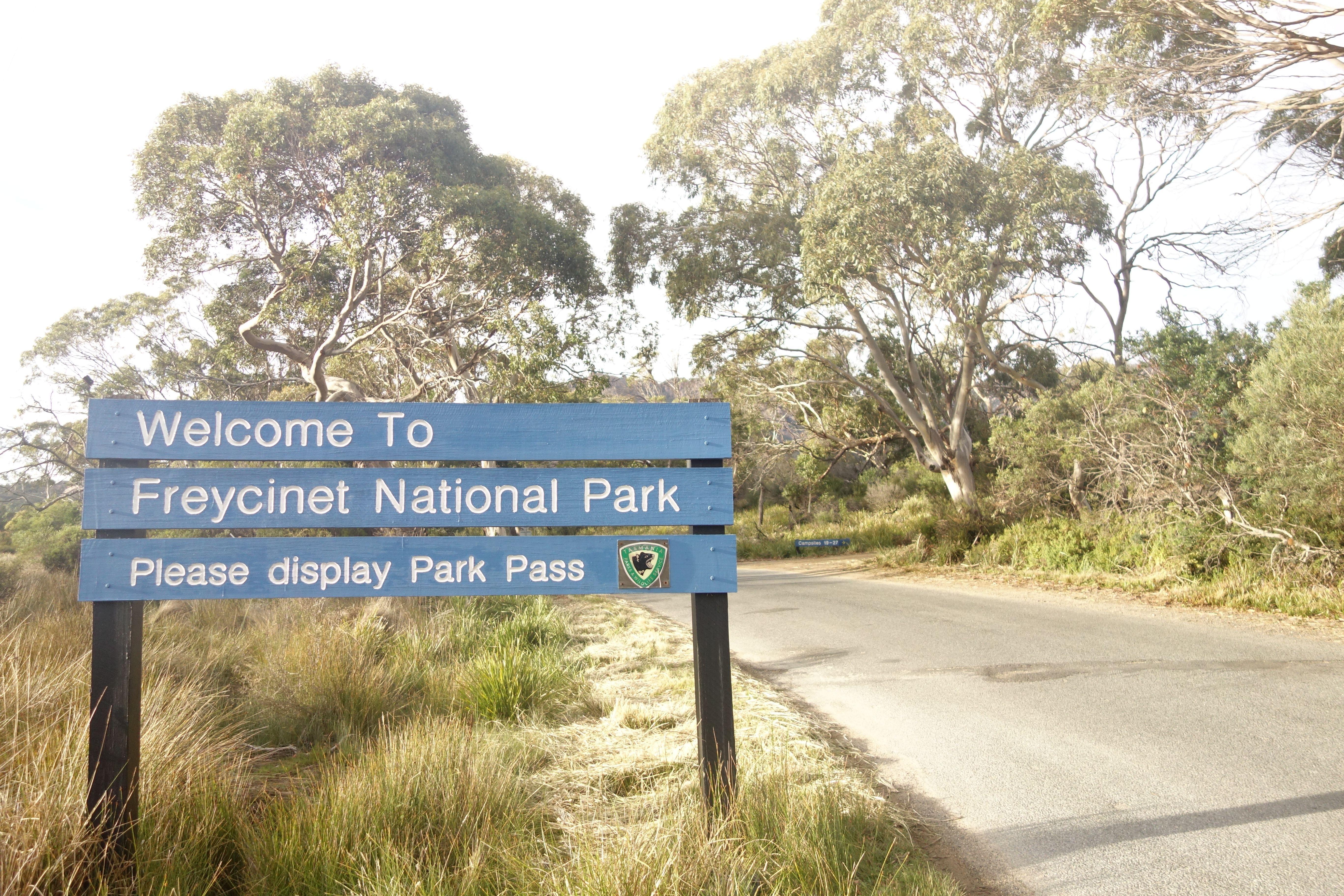 Australie-Tasmanie: Freycinet National Park