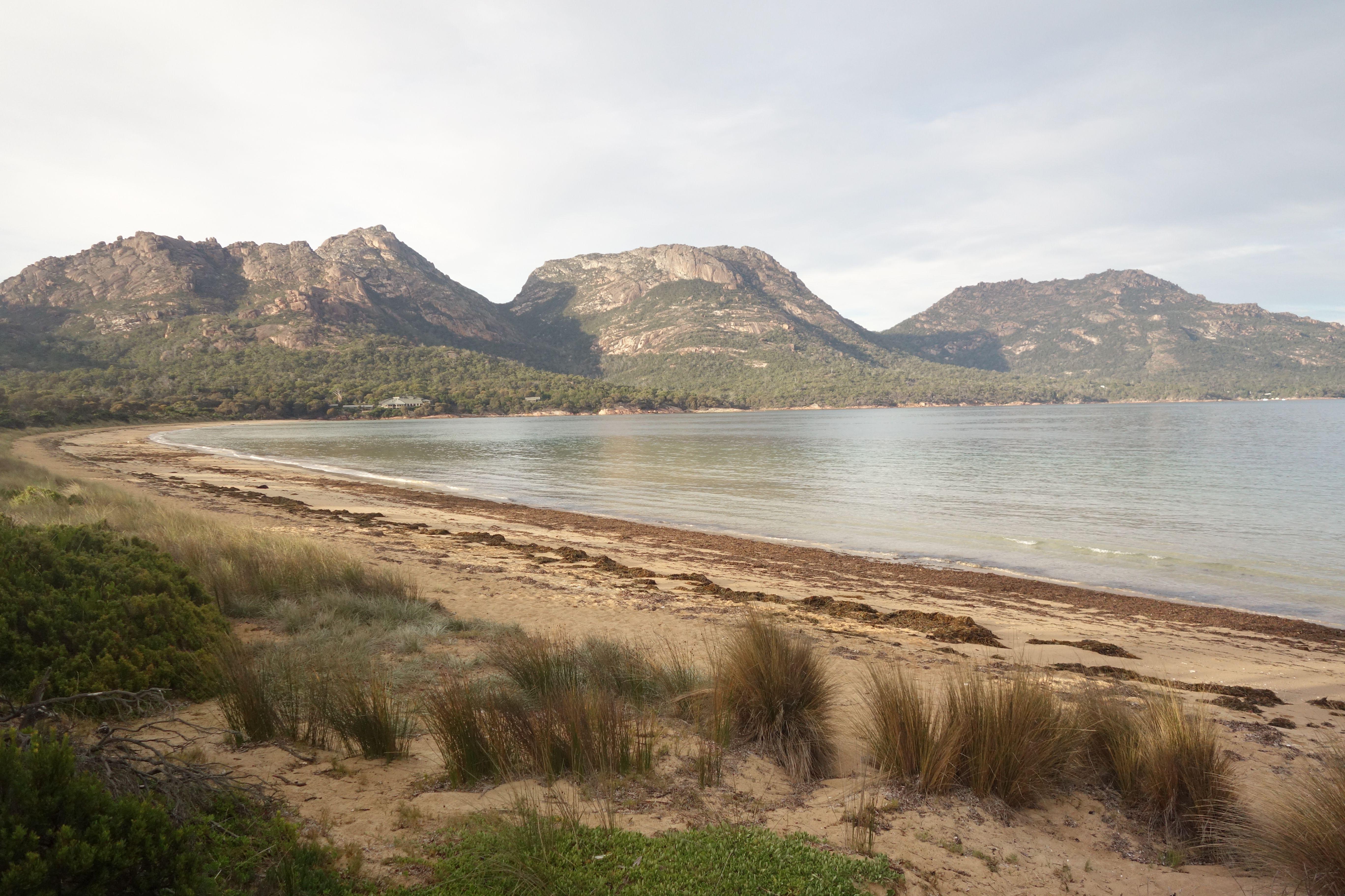 Australie-Tasmanie: Freycinet National Park.