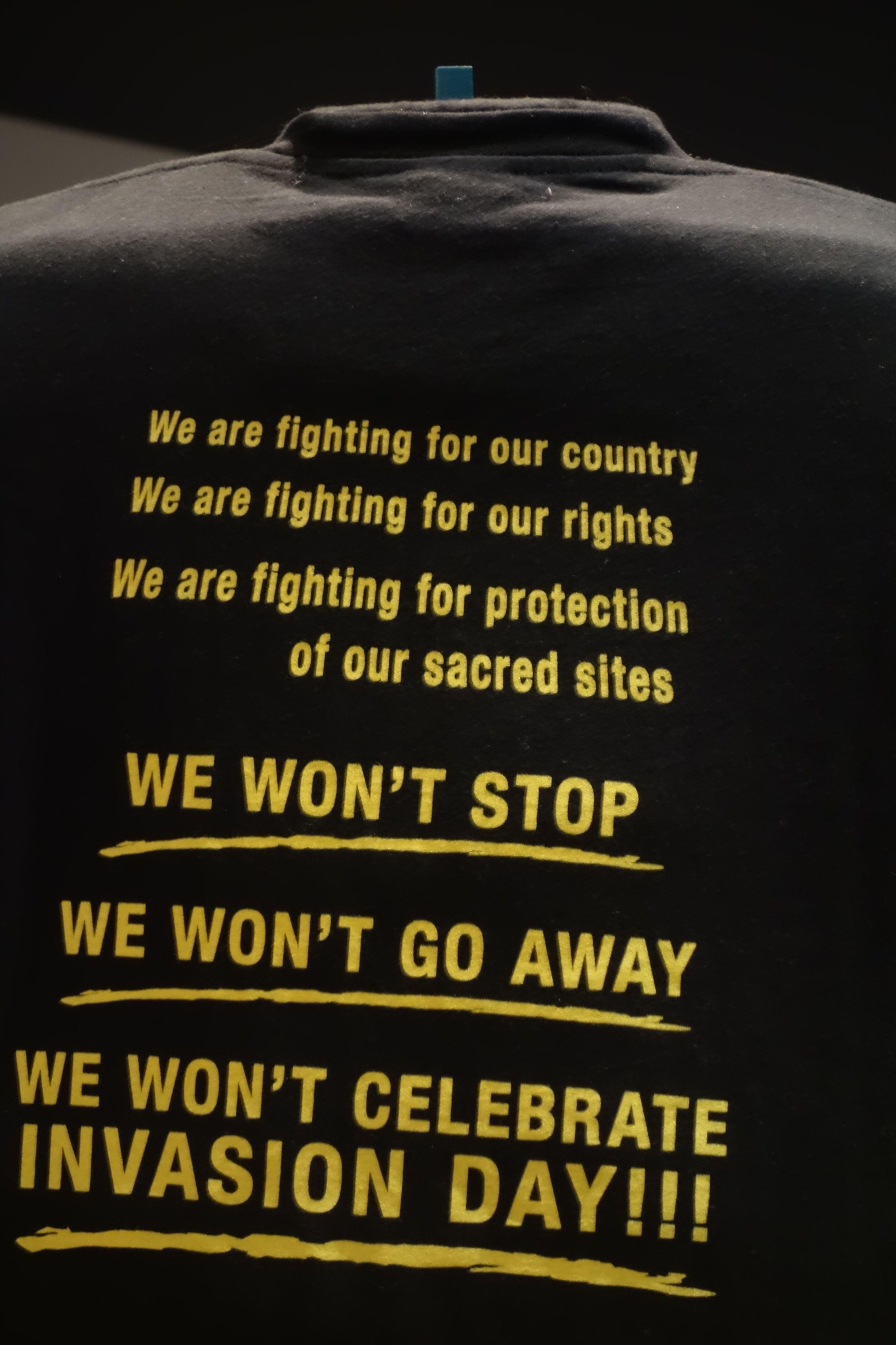 Australie- Tasmanie: Toujours le tee-shirt