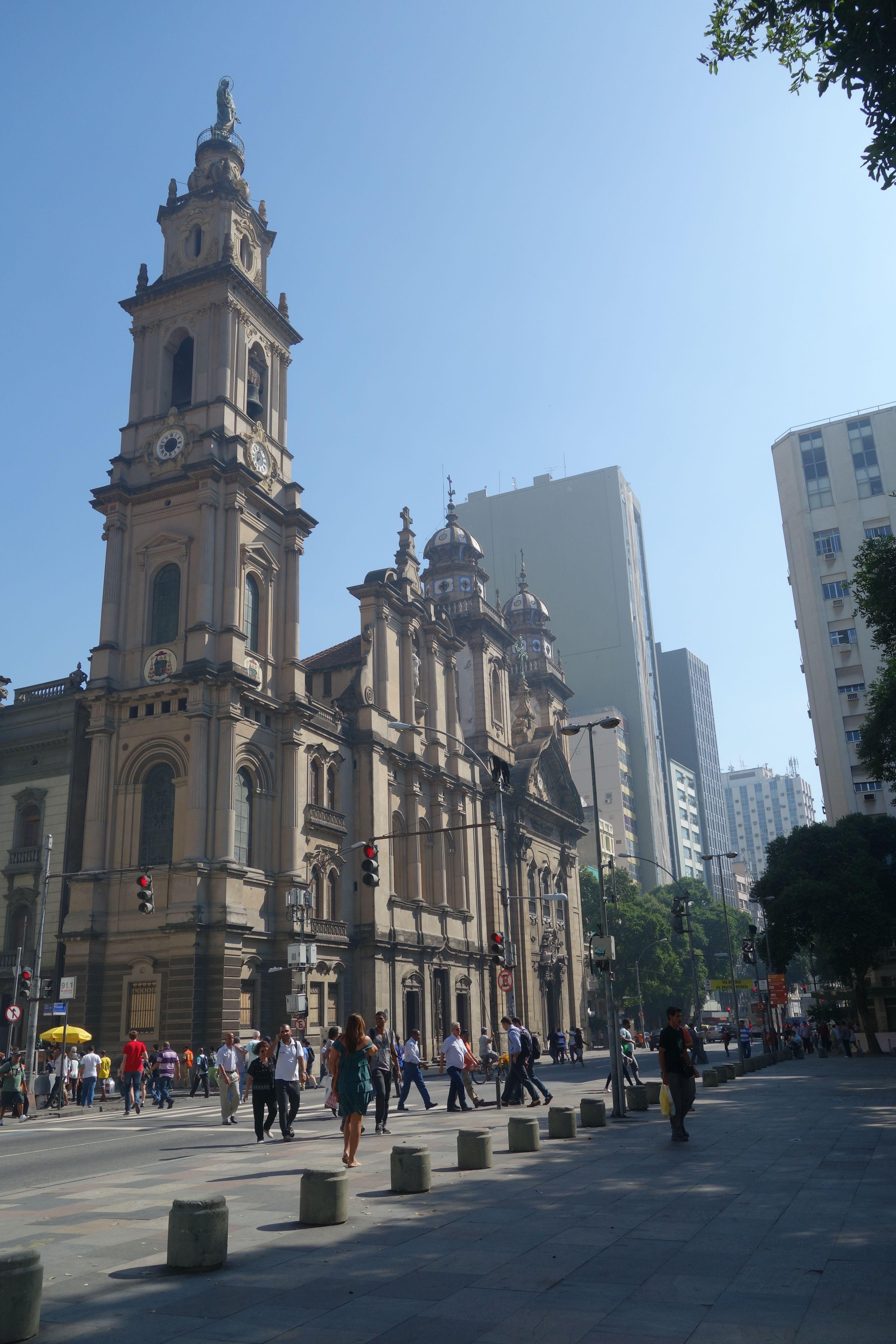 Quartier historique de Rio de Janeiro au Bresil photo blog voyage tour du monde travel https://yoytourdumonde.fr