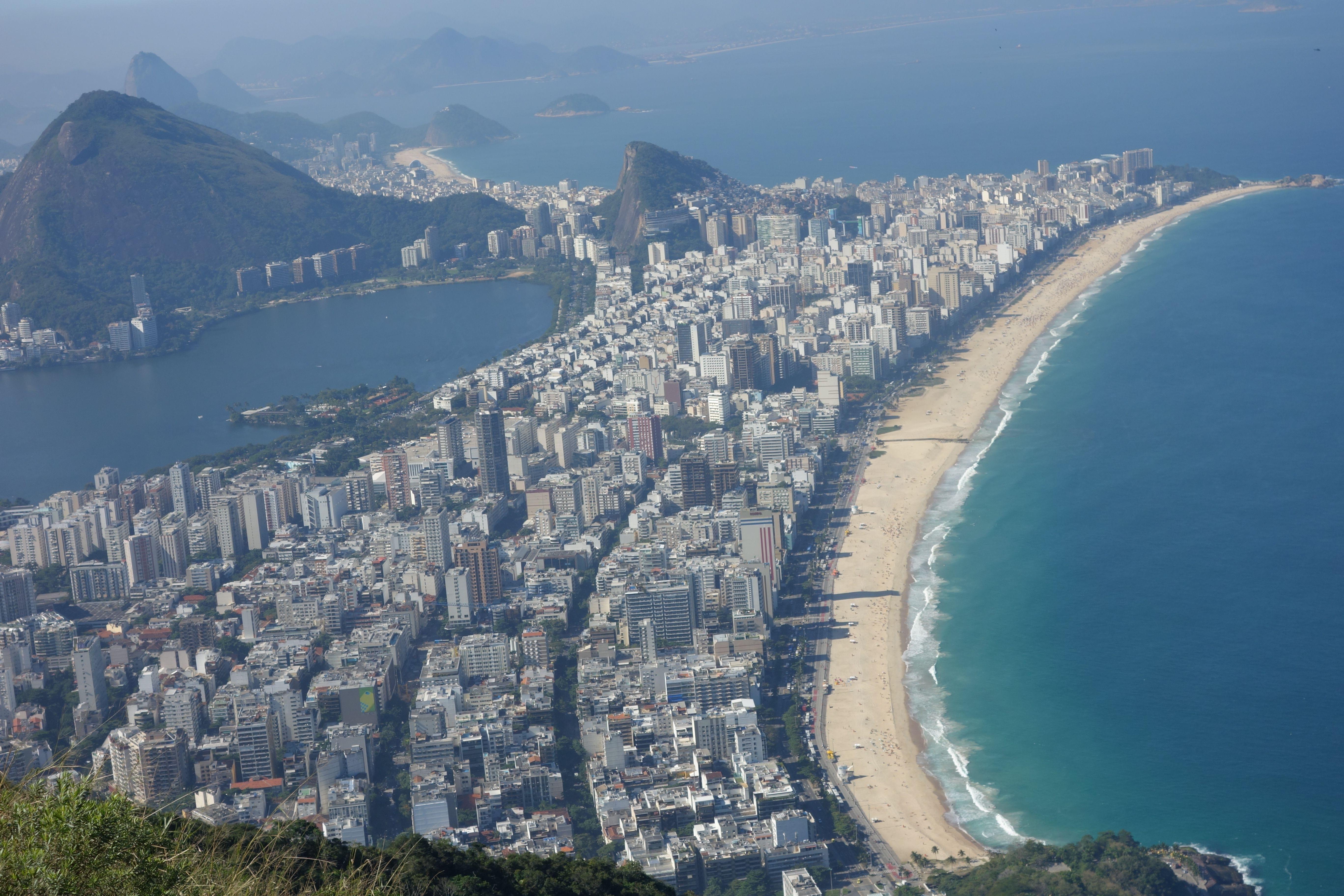 Rio de Janeiro au Brésil photo blog voyage tour du monde travel https://yoytourdumonde.fr