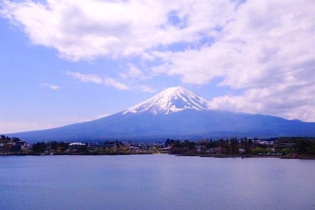 Mont fuji et lac Kawaguchi ko photo blog voyage tour du monde http://yoytourdumonde.fr