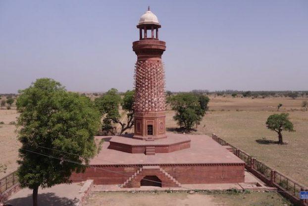 Fatehpur Sikri en Inde photo voyage tour du monde https://yoytourdumonde.fr