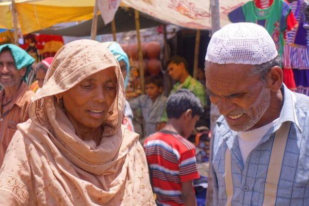 bazar à Fatehpur Sikri photo blog voyage tour du monde https://yoytourdumonde.fr