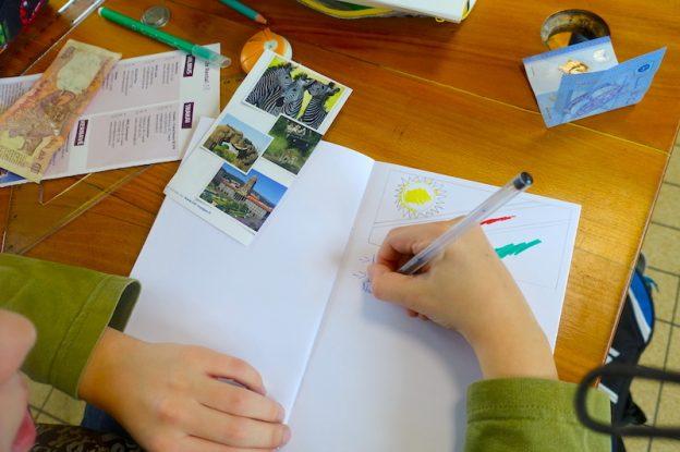 Creation de carnet de voyage pour me suivre allianz global assistance globedreamers concours blog tour du mon https://yoytourdumonde.fr