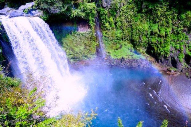 Magnifique cascade de Shiraito à Fujinomiya Photo blog voyage tour du monde https://yoytourdumonde.fr