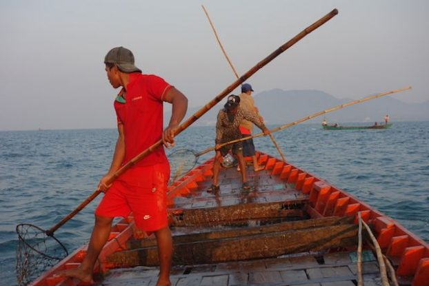 Cambodge - Kep: