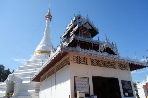 Thailande: Decouverte d'un temple bouddhiste