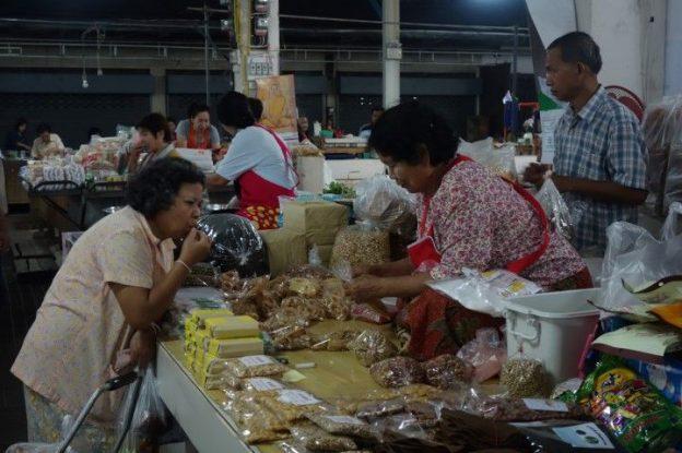 Thailande: Le marche de...