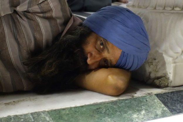 Vous pouvez dormir au Temple d'Or à Amritsar photo voyage tour du monde https://yoytourdumonde.fr