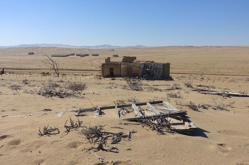 Ville fantKolmanskop Namibia Travel https://yoytourdumonde.fr