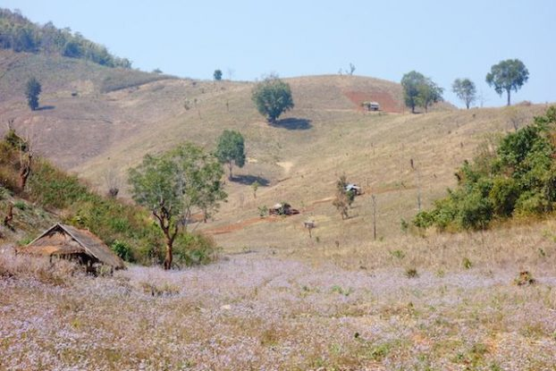 les couleurs des paysages en birmanie sont d'une beauté sans nom dans la randonnée photo voyage tour du monde https://yoytourdumonde.fr