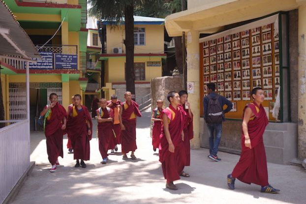 Dalai Lama Temple Complex inde dharamsala photo blog voyage tour du monde https://yoytourdumonde.fr