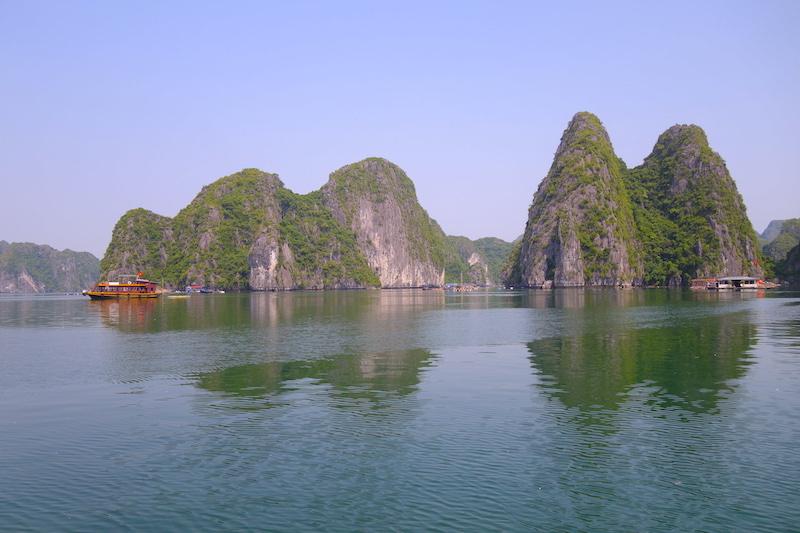 Baie d'Halong vietnam photo blog voyage tour du monde http:///yoytourdumonde.fr
