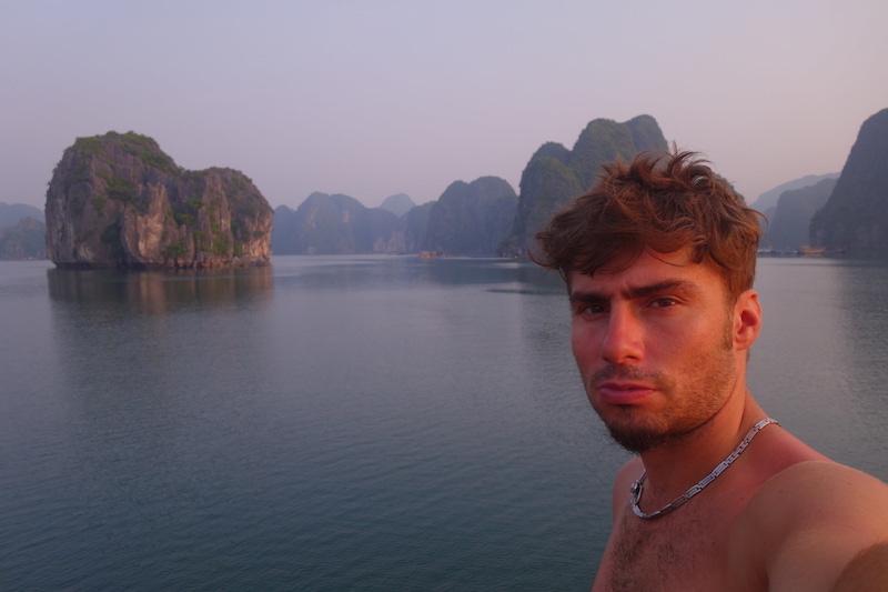 vietnam baie d'halong phot blog voyage tour du monde http://yoytourdumonde.fr