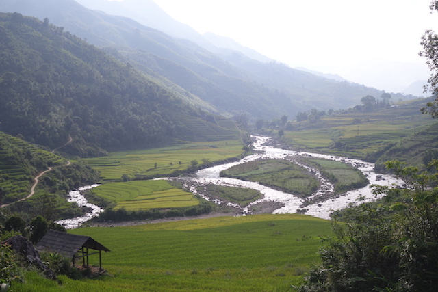Sapa vietnam terrasse rizières tour du monde http://yoytourdumonde.fr