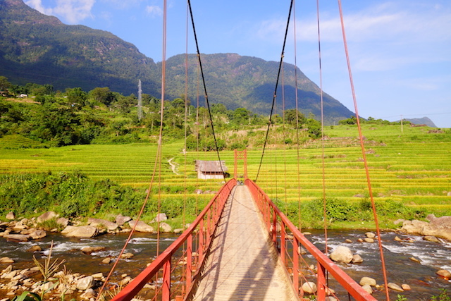 Ponts sapa vietnam photo blog tour du monde http://yoytourdumonde.fr