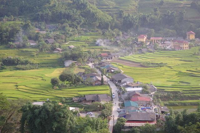 Sapa village vietnam tour du monde terrasse rizières tour du monde http://yoytourdumonde.fr