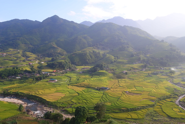 Sapa vietnam terrasse tour du monde blog http://yoytourdumonde.fr