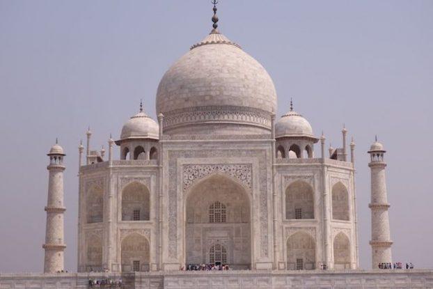 Photo Taj Mahal agra inde photo blog tour du monde https://yoytourdumonde.fr