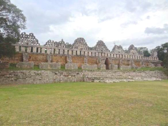 Site maya ruine uxmal mexique photo blog voyage tour du monde https://yoytourdumonde.fr