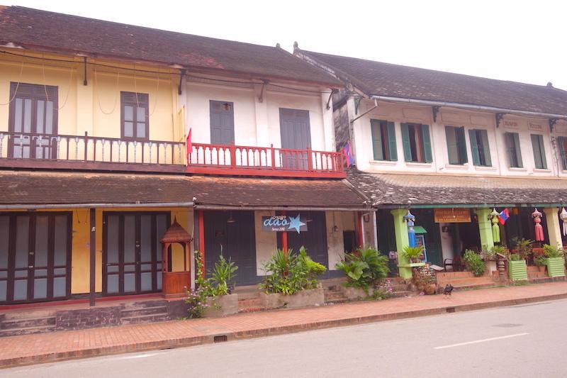 Luang Prabang en danger photo blog voyage tour du monde http://yoytourdumonde.fr