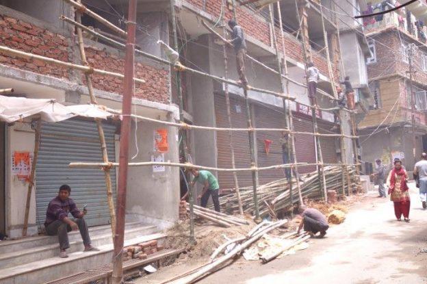 Pas d'auberge de jeunesse a Darjeeling photo blog voyage tour du monde http://yoytourdulonde.fr