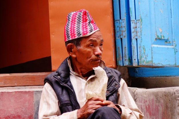 Portrait marché de Gayzing au Sikkim photo blog voyage tour du monde https://yoytourdumonde.fr