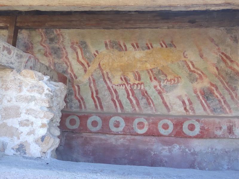 Teotihuacan près de Mexico City photo blog voyage tour du monde travel https://yoytourdumonde.fr
