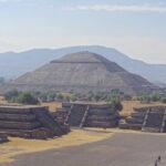 Teotihuacan site archeologique à coté de Mexico City photo blog voyage tour du monde https://yoytourdumonde.fr