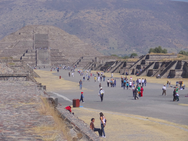 Teotihuacan photo blog voyage tour du monde travel https://yoytourdumonde.fr