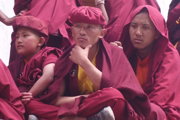 moine bouddhiste ladakh photo blog tour du monde https://yoytourdumonde.fr