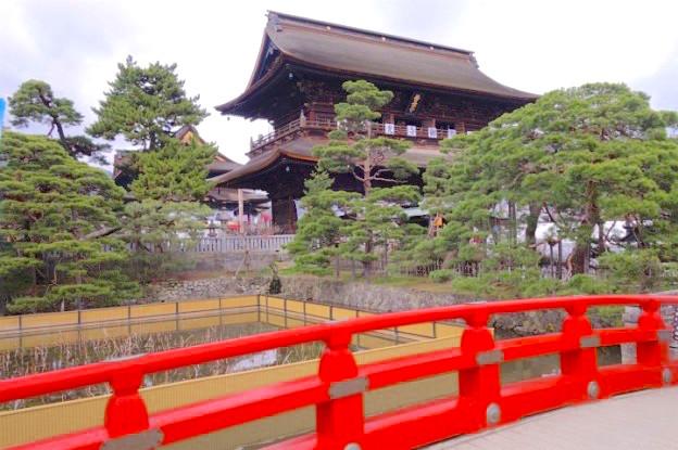 J'ai adoré Nagano et surtout le temple Zenjo-Ji entre tradition et beauté. Photo blog voyage tour du monde https://yoytourdumonde.fr