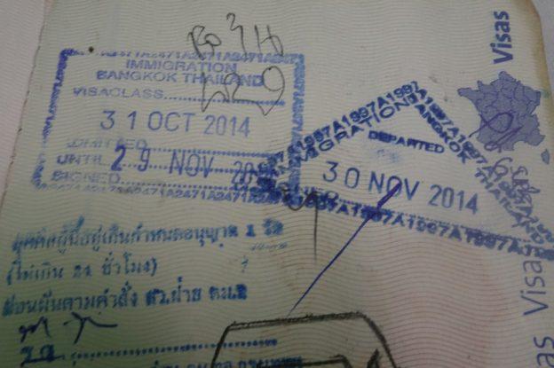 Fin des visa runs en Thailande avec le Cambodge et la Birmanie